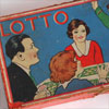 1930s board game: Lotto