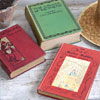 Trio of period adventure story books