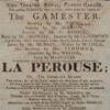 New Theatre Royal Covent Garden playbill, Dec. 1810