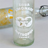 French Metropol lemonade bottle, c. 1960