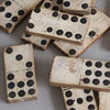 Early-1900s 'trench art' hand-made dominoes (55)